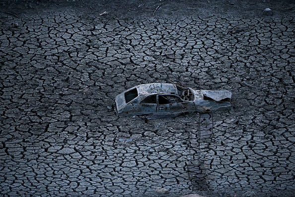 California「California Drought Dries Up Bay Area Reservoirs」:写真・画像(12)[壁紙.com]
