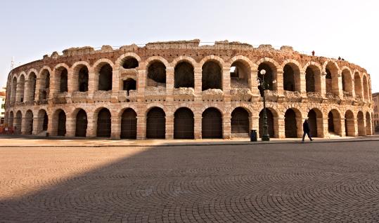 Roman「Arena of Verona」:スマホ壁紙(6)