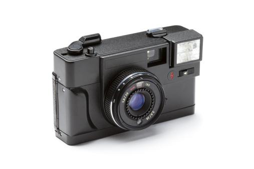 1980-1989「Retro photo camera」:スマホ壁紙(7)