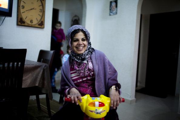 West Bank「Palestinian Girl Imprisoned For Nine Years By Parents」:写真・画像(2)[壁紙.com]