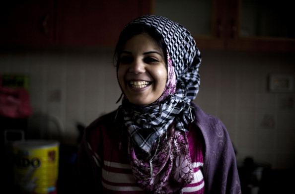 West Bank「Palestinian Girl Imprisoned For Nine Years By Parents」:写真・画像(1)[壁紙.com]