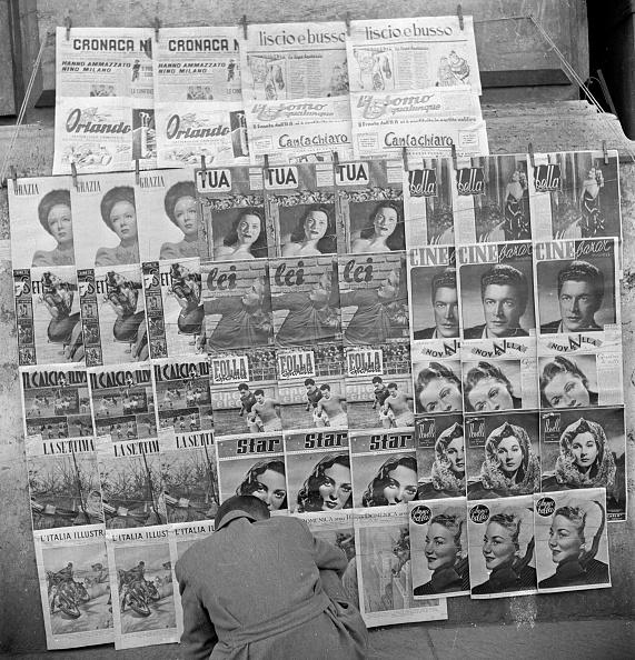 Magazine - Publication「Italian Kiosk」:写真・画像(14)[壁紙.com]