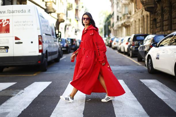 Street Style: September 21 - Milan Fashion Week Spring/Summer 2018:ニュース(壁紙.com)