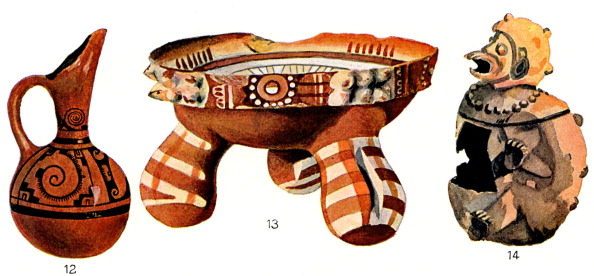 Vase「Pre-Columbian Mexican objects」:写真・画像(4)[壁紙.com]