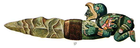 Handle「Pre-Columbian Mexican objects」:写真・画像(18)[壁紙.com]