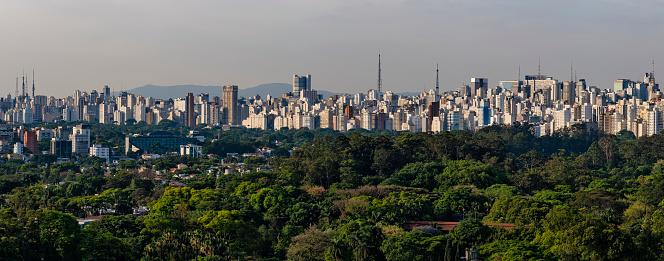 Obelisk「Sao Paulo Slyline Panoramic」:スマホ壁紙(6)
