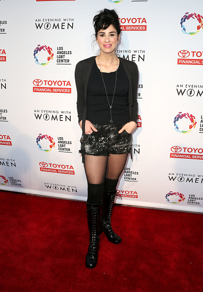Leather Boot「An Evening With Women Benefitting The Los Angeles LGBT Center - Arrivals」:写真・画像(13)[壁紙.com]