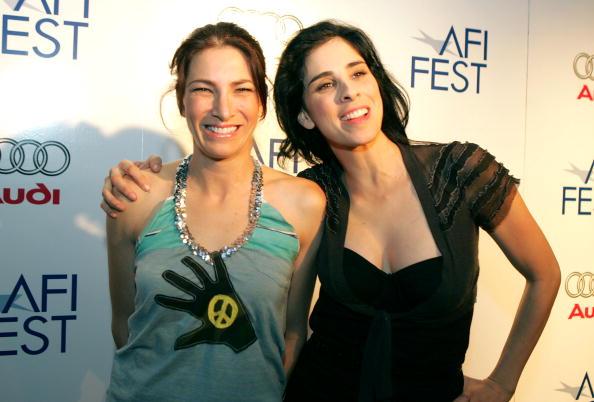 "Comedian「AFI Fest Presented By Audi: Special Screening of ""Sarah Silverman: Jesus Is Magic""」:写真・画像(4)[壁紙.com]"