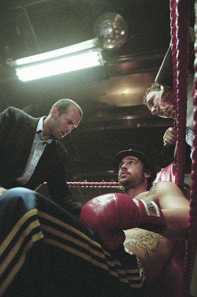 Boxer Brad Pitt「'Snatch' Movie Stills」:写真・画像(0)[壁紙.com]