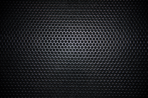 Hexagon「Speaker grille」:スマホ壁紙(3)
