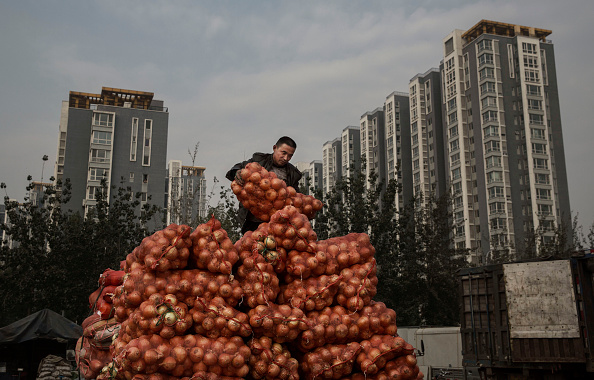 Economy「China's Rising Inflation Feeds Economic Worries」:写真・画像(1)[壁紙.com]