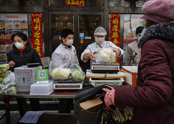 Retail Occupation「Concern In China As Mystery Virus Spreads」:写真・画像(13)[壁紙.com]