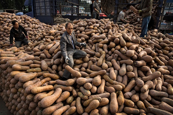 Economy「China's Rising Inflation Feeds Economic Worries」:写真・画像(5)[壁紙.com]
