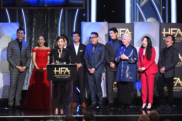 Medium Group Of People「22nd Annual Hollywood Film Awards - Show」:写真・画像(15)[壁紙.com]