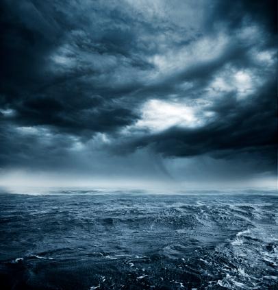 Moody Sky「Stormy Ocean」:スマホ壁紙(13)