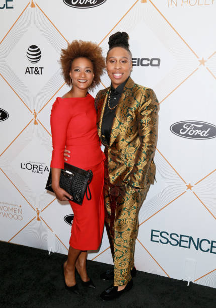 2018 Essence Black Women In Hollywood Oscars Luncheon - Red Carpet:ニュース(壁紙.com)