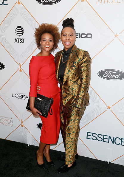 Alternative Pose「2018 Essence Black Women In Hollywood Oscars Luncheon - Red Carpet」:写真・画像(18)[壁紙.com]