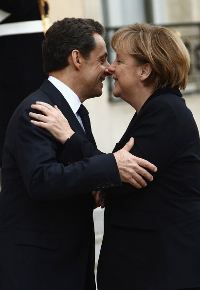 Business Finance and Industry「Angela Merkel And Nicolas Sarkozy Launch Eurozone Crisis Talks」:写真・画像(18)[壁紙.com]