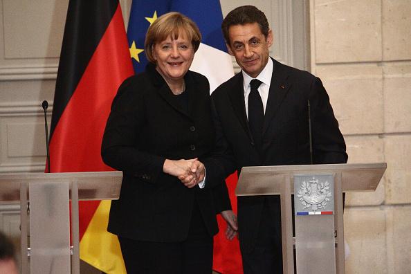 French Press「Angela Merkel And Nicolas Sarkozy Launch Eurozone Crisis Talks」:写真・画像(10)[壁紙.com]