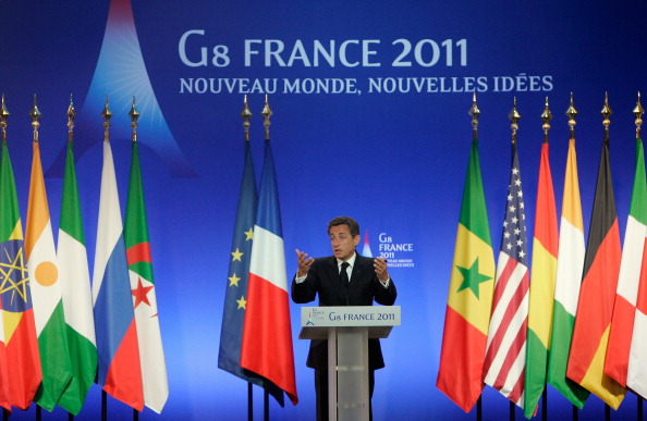 Decisions「World Leaders Attend G8 Summit 2011 in Deauville - Day 2」:写真・画像(0)[壁紙.com]