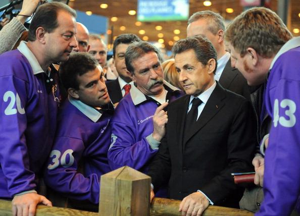 Agriculture「President Sarkozy Canvasses Support At The 'Salon De L'Agriculture 2012' Launch」:写真・画像(17)[壁紙.com]