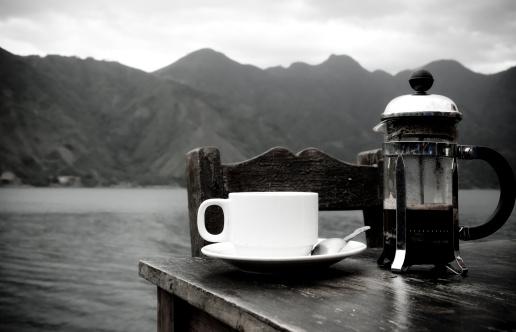 Lake Atitlan「French Press」:スマホ壁紙(11)