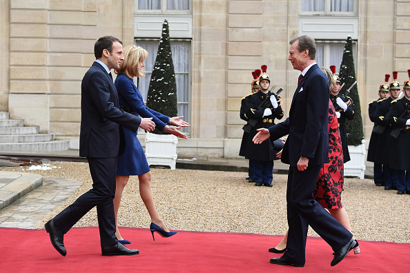 Day 2「Official Visit OF Grand-Duc Henri Of Luxembourg and Grande-Duchesse Maria Teresa Of Luxembourg : Day Two」:写真・画像(18)[壁紙.com]
