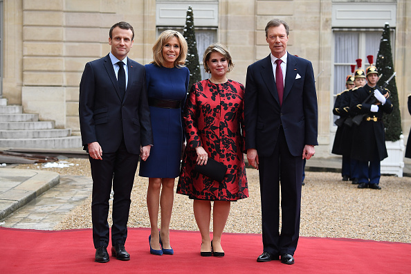 Luxembourg Royalty「Official Visit OF Grand-Duc Henri Of Luxembourg and Grande-Duchesse Maria Teresa Of Luxembourg : Day Two」:写真・画像(10)[壁紙.com]