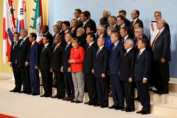 East Asia「G20 Nations Hold Hamburg Summit」:写真・画像(11)[壁紙.com]