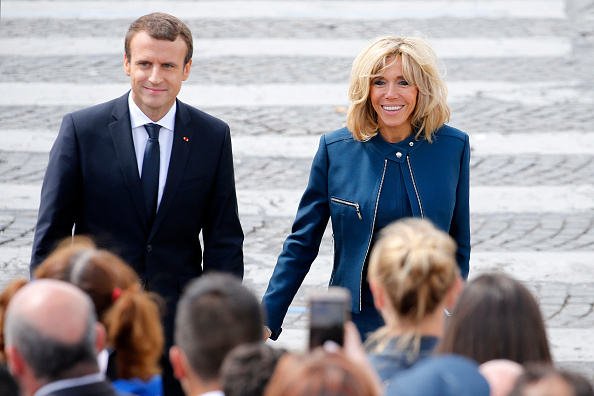 Wife「2017 Bastille Day Military Ceremony On The Champs Elysees In Paris」:写真・画像(8)[壁紙.com]