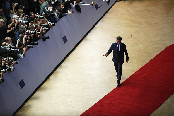 Sean Gallup「The October Euro Summit Takes Place In Brussels」:写真・画像(12)[壁紙.com]