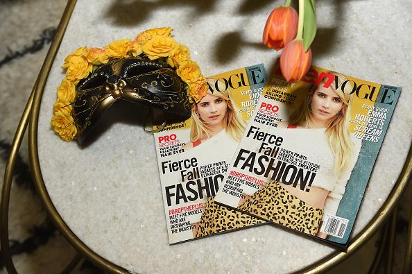 Teen Vogue「Teen Vogue Celebrates Emma Roberts And Aerie Saturday October 24」:写真・画像(3)[壁紙.com]