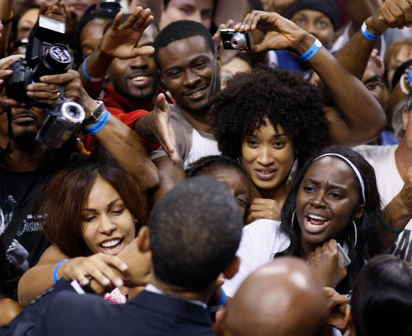 Florida - US State「Barack Obama Continues Campaign Swing Through Florida」:写真・画像(11)[壁紙.com]