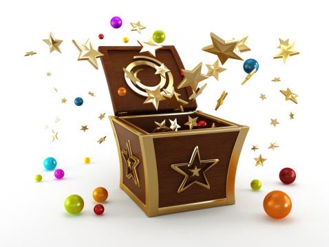 Surprise「Magic box」:スマホ壁紙(13)
