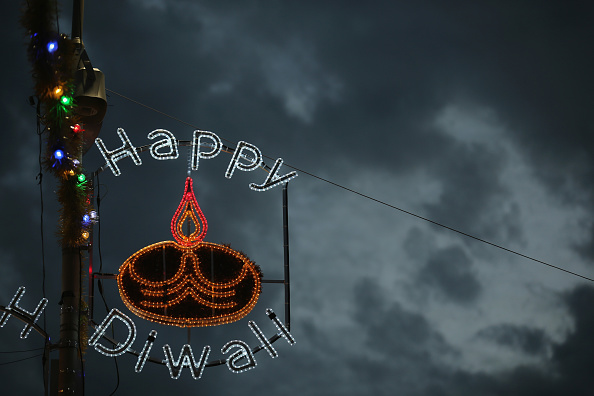 Celebration「Leicester Celebrates Diwali, The Hindu Festival Of Light」:写真・画像(4)[壁紙.com]