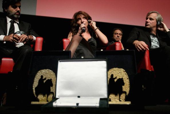Ernesto S「Closing Awards Ceremony - Winners and Jury Press Conference: The 5th International Rome Film Festival」:写真・画像(11)[壁紙.com]