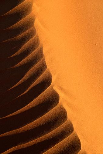Snowdrift「United Arab Emirates, Rub' al Khali, desert sand and ripple marks」:スマホ壁紙(9)