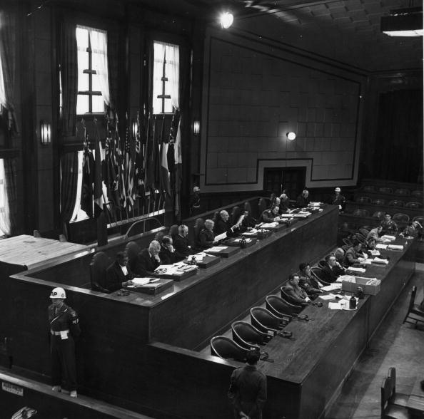 John Dominis「War Crimes Court」:写真・画像(11)[壁紙.com]