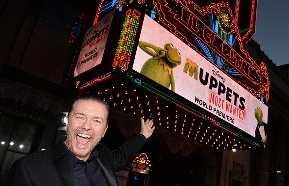 "El Capitan Theatre「Premiere Of Disney's ""Muppets Most Wanted"" - Red Carpet」:写真・画像(19)[壁紙.com]"