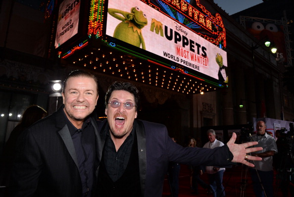 "El Capitan Theatre「Premiere Of Disney's ""Muppets Most Wanted"" - Red Carpet」:写真・画像(18)[壁紙.com]"