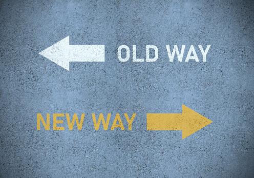 Opportunity「Old way or new way (in yellow) roadmarking」:スマホ壁紙(16)