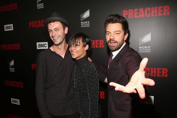 """Preacher - Television Show「Los Angeles Premiere of AMC's """"Preacher""""」:写真・画像(0)[壁紙.com]"""