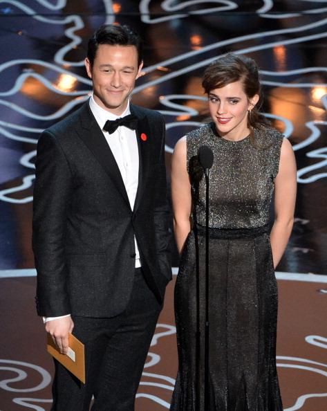 エマ・ワトソン「86th Annual Academy Awards - Show」:写真・画像(5)[壁紙.com]