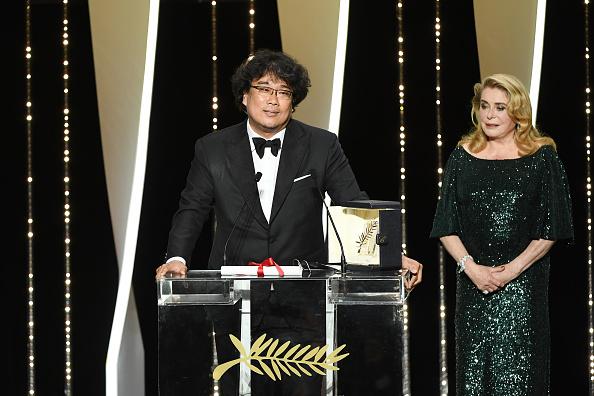 Parasite - 2019 Film「Closing Ceremony - The 72nd Annual Cannes Film Festival」:写真・画像(19)[壁紙.com]