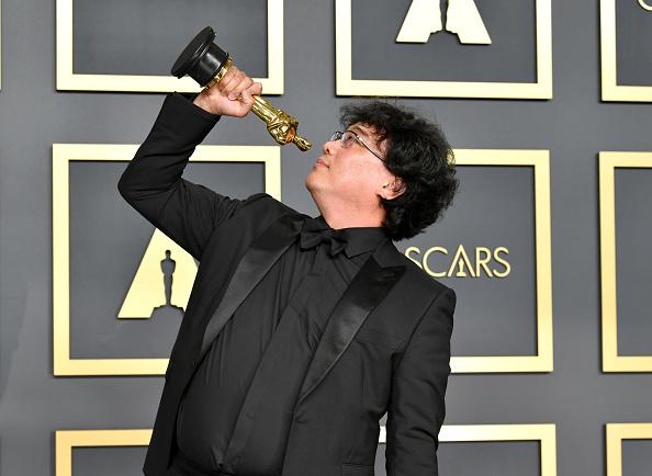 Bong Joon-ho「92nd Annual Academy Awards - Press Room」:写真・画像(7)[壁紙.com]