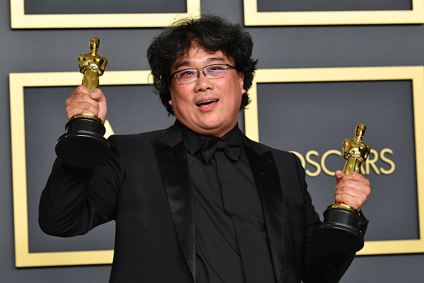 Bong Joon-ho「92nd Annual Academy Awards - Press Room」:写真・画像(19)[壁紙.com]