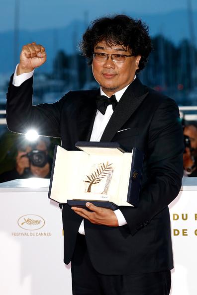 Parasite - 2019 Film「Palme D'Or Winner Photocall - The 72nd Annual Cannes Film Festival」:写真・画像(5)[壁紙.com]