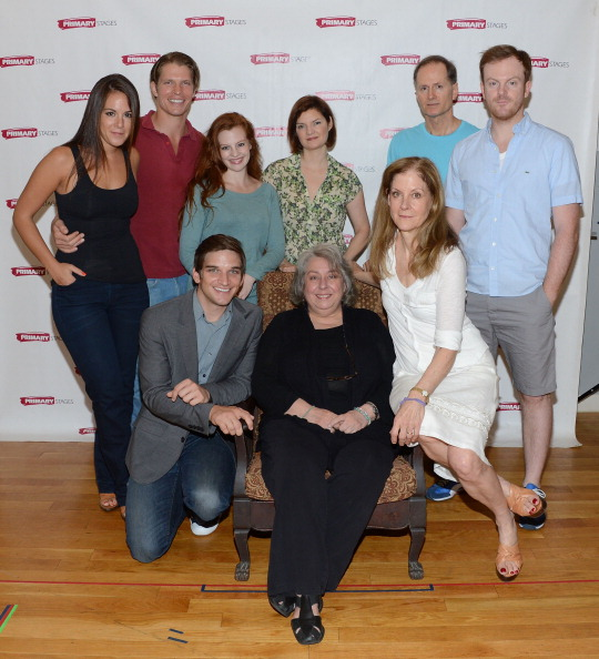 "Devon Alexander「""Harrison, TX: Three Plays By Horton Foote"" Cast Photo Call」:写真・画像(1)[壁紙.com]"