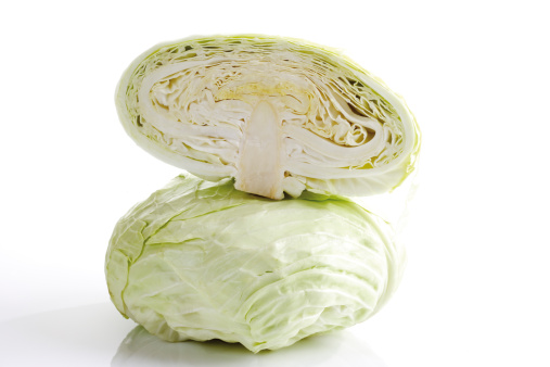 Cabbage「White cabbages, close-up」:スマホ壁紙(17)