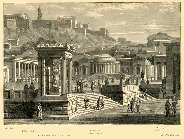 City Life「Agora Of Athens (Restored)」:写真・画像(4)[壁紙.com]